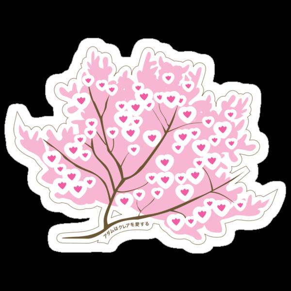 Sakura Love by Adam Atteia