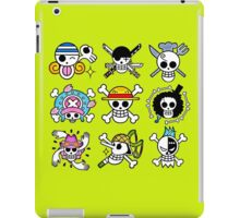Strawhat Pirates (Newly Edit) iPad Case/Skin
