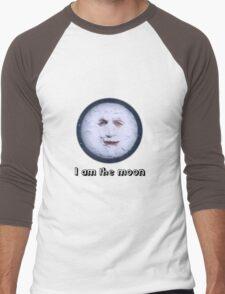 I Am The Moon Men's Baseball ¾ T-Shirt