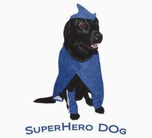 SuperHero Dog Kids Clothes