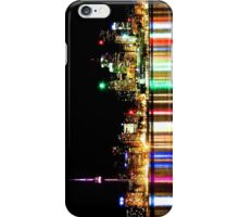 Toronto Skyline Night iPhone Case/Skin