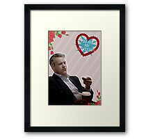 You Are My Division Framed Print