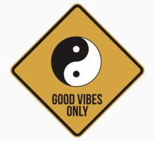 Good vibes!!! Yin Yang - Music is the answer  Kids Clothes
