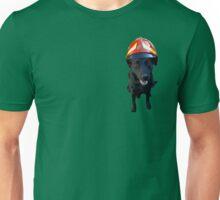 Firefighter dog Unisex T-Shirt