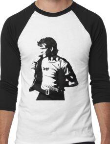 Dellaguunnz Men's Baseball ¾ T-Shirt