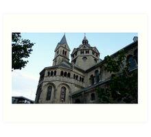 church of roermond Art Print