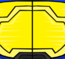 Caboose Sticker