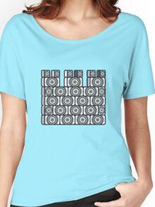Retro Castle Women's Relaxed Fit T-Shirt
