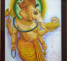 Lord Ganesha by Vinay Rathore