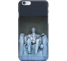 Lincoln Memorial 7 iPhone Case/Skin