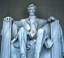 Lincoln Memorial 7 by Kenshots