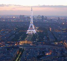 PARIS, FRANCE by Eamon Fitzpatrick