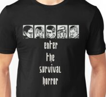 Resident Evil - Enter the Survival Horror Unisex T-Shirt