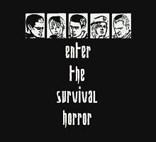 Resident Evil - Enter the Survival Horror Unisex T-Shirt