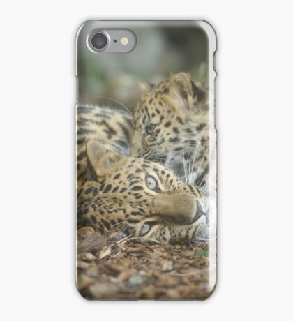 Louis Pope & Co - leopard iPhone Case/Skin