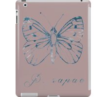 Pieridae Rapae iPad Case/Skin