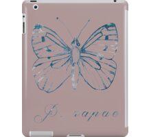 Pieridae Rapae iPad Case/Skin