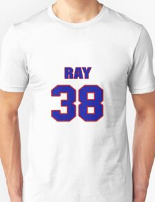 National football player Ray Evans jersey 38 T-Shirt