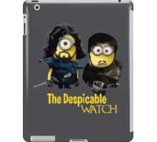 Game of thrones Despicable watch iPad Case/Skin