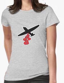 Love Raid Womens Fitted T-Shirt