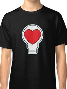 Let Love Light The Way ... Classic T-Shirt