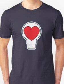 Let Love Light The Way ... Unisex T-Shirt