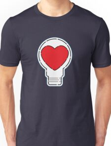 Let Love Light The Way ... Unisex T-Shirt