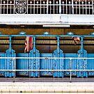 Blue Doors by eyeshoot