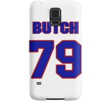 National football player Butch Lewis jersey 79 Samsung Galaxy Case/Skin