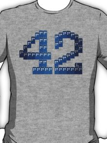 TARDIS in 42 T-Shirt