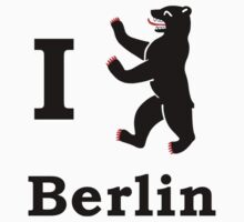 I Love Berlin by sweetsixty
