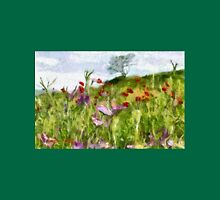 A Meadow of Spring Flowers in Romania T-Shirt