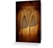 Stone Secrets Greeting Card
