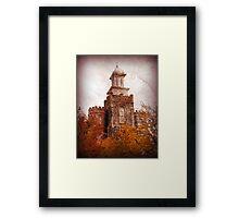 Logan LDS Temple - Cache Valley Utah Framed Print