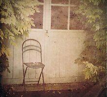 _ empty chair _ by Louise LeGresley