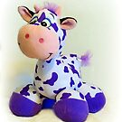 Purple Cow by Susan S. Kline