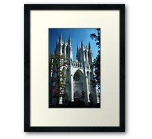 National Cathedral 1 Framed Print