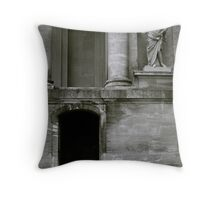 Blenheim Palace in woodstock.Oxford Throw Pillow