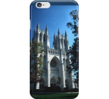 National Cathedral 2 iPhone Case/Skin