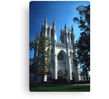 National Cathedral 2 Canvas Print