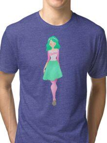 Bubblegum B*tch Tri-blend T-Shirt