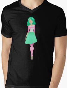 Bubblegum B*tch Mens V-Neck T-Shirt