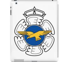 Emblem of the Finnish Air Force  iPad Case/Skin