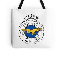 Emblem of the Finnish Air Force  Tote Bag