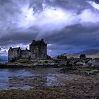Touched by Heaven (Eilean Donan Castle) by Alan Findlater