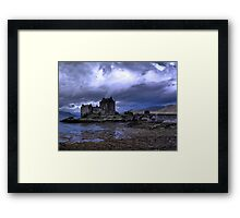 Touched by Heaven (Eilean Donan Castle) Framed Print