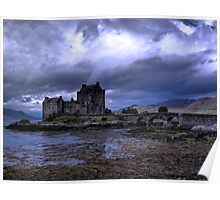 Touched by Heaven (Eilean Donan Castle) Poster