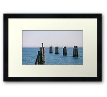 Orient Point, Long Island Framed Print