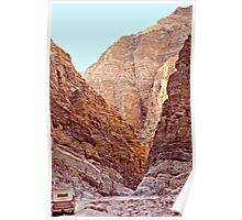 Titus Canyon, Death Valley National Park, California Poster