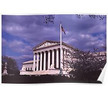 Supreme Court Building 1 Poster